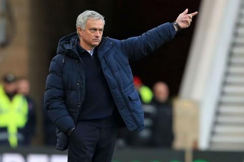 Ambisi Mourinho Jegal Liverpool