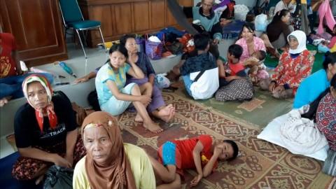 Kebutuhan Pengungsi Anak di Demak Dinilai Kurang