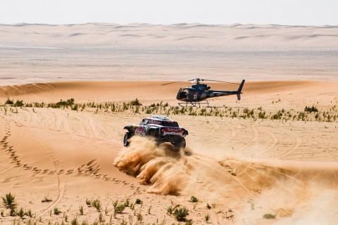 Dakar Rally 2020 Etape Keenam, Persaingan Tiga Besar Semakin Sengit