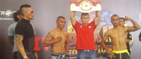 Boxing Championship Sajikan Kejuaraan Nasional