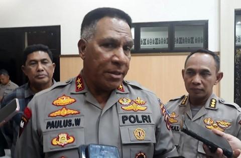 KKB Pimpinan Egianus Kogoya Tembak Personel Brimob