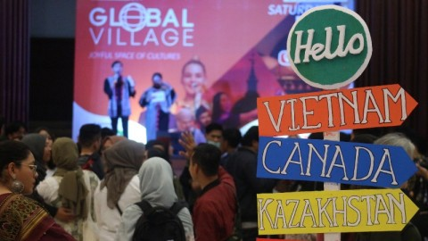 Global Village Winter 2020, Ajarkan Generasi Muda Hidup Bertoleransi