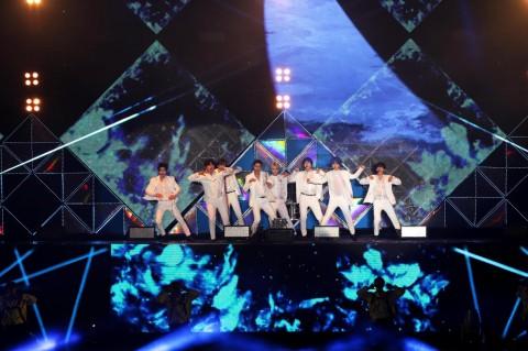 Super Junior Bius ELF Indonesia