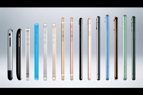 Apple akan Jual iPhone ke-2 Miliar Tahun Ini