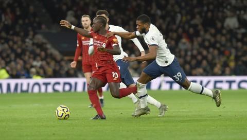 Menang, Liverpool Buat Tottenham Jadi Korban ke-20