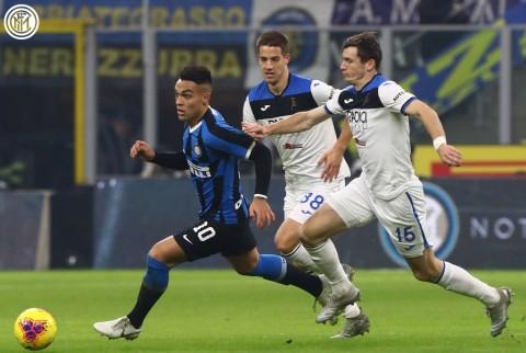 Kemenangan Inter Digagalkan Atalanta