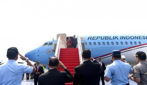 Presiden Jokowi Kejar Investasi ke UEA