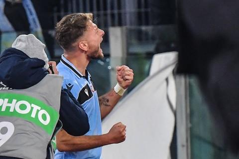 Bungkam Napoli, Lazio Cetak 10 Kemenangan Beruntun