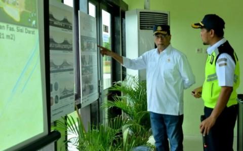 Pembangunan Bandara Dewandaru Ditarget Selesai 2022