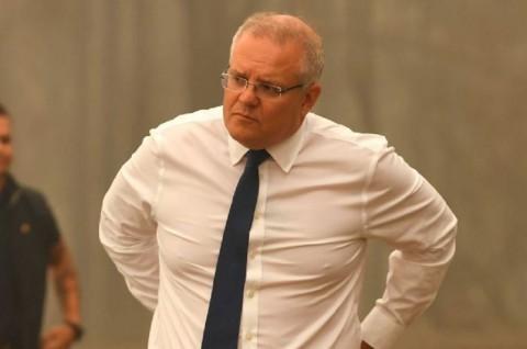 PM Australia Sesali Respons Dirinya atas Kebakaran Hutan