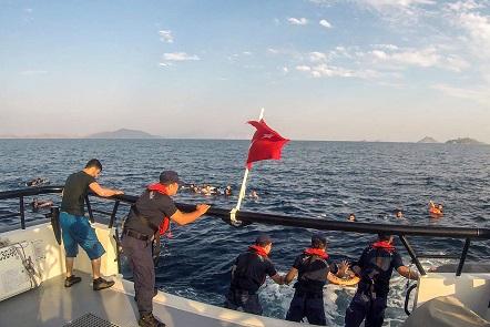 11 Imigran Tenggelam saat Menyebrang ke Eropa