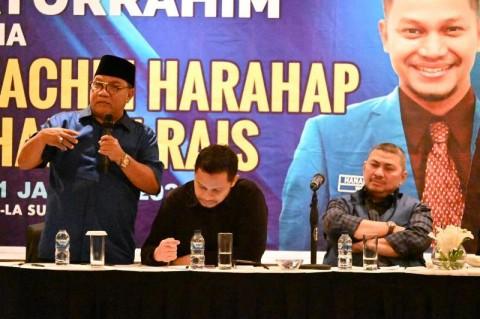 DPW PAN Jatim Rapatkan Barisan untuk Mulfachri-Hanafi