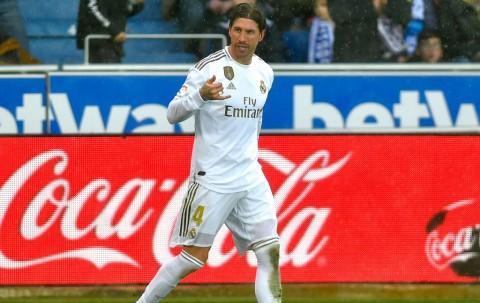 Ramos: Atletico Bukan Musuh Madrid