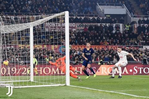 Bekap Roma, Juventus Kudeta Inter Milan