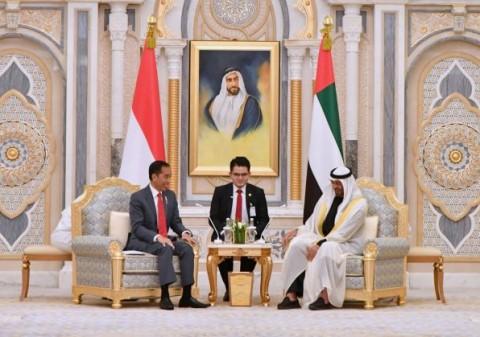 Indonesia-Abu Dhabi Tingkatkan Kerja Sama Ekonomi dan Pendidikan