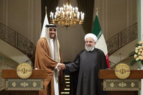 Bersitegang dengan AS, Iran Beri Sinyal Deeskalasi