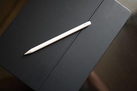 Apple Siapkan Pencil Masa Depan Pakai Gestur Sentuh
