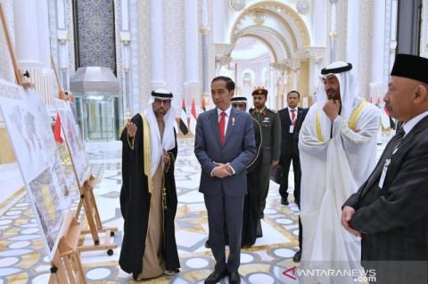 Jokowi Pembicara Utama di Abu Dhabi Sustainability Week