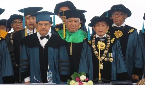 ITB Anugerahi Gelar Doktor Honoris Causa kepada Jusuf Kalla