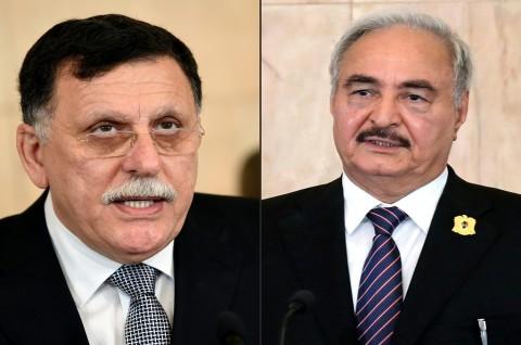 Kubu Bertikai Libya akan Tandatangani Gencatan Senjata