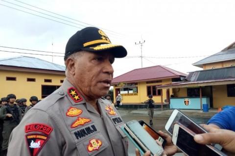 Polisi Selidiki Dugaan Penyelundupan Senpi ke Papua