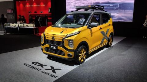Mitsubishi Pamer Xpander Cross Versi City Car