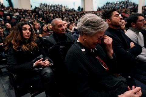 Ribuan Warga Kanada Kenang Tragedi Pesawat Ukraina