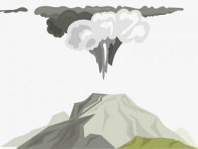 Indonesians Near Mount Taal Asked to Stay Vigilant