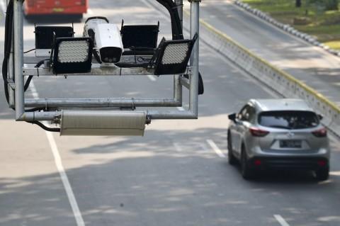 Kamera Tilang Elektronik di Tol dan Busway Masih Uji Coba