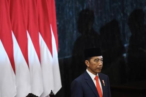 Jokowi Ajak Negara Sahabat Bangun Ibu Kota Baru