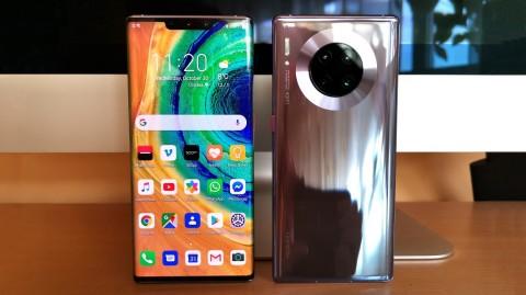 Huawei Pastikan Mate 30 Pro Tetap Bisa Gunakan Beragam Aplikasi
