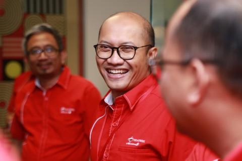 Kenalkan Setyanto Hantoro, Dirut Baru Telkomsel