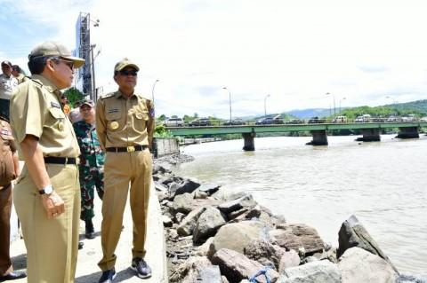 Kerugian Akibat Bencana Banjir di Barru Rp7,8 Miliar
