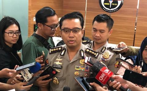 Polri Tunggu Laporan Dugaan Korupsi di ASABRI
