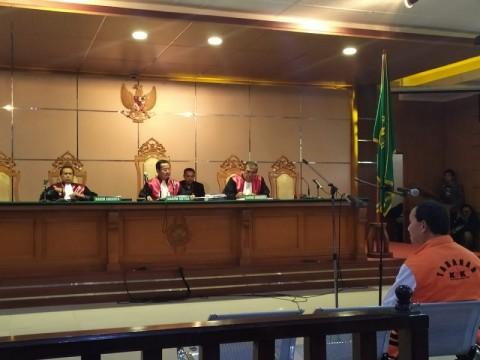 Anggota DPRD Jabar Disebut Jadi Perantara Suap Eks Sekda Jabar