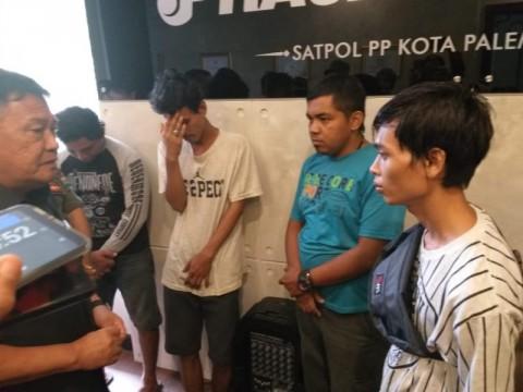 Pembuang 7 Karung Kulit Durian ke Sungai Musi Ditangkap
