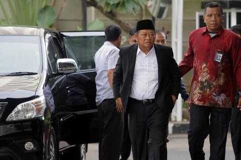 Penangkapan Saiful Ilah Berdampak Pencalonan Anaknya di Pilbup Sidoarjo