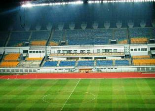 Menteri PUPR Beri Sinyal Stadion GBLA Bisa Digunakan