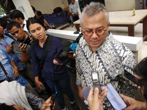 KPU Terserah Presiden Soal Pengganti Wahyu Setiawan