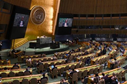 Lebanon Kembali Dapatkan Hak <i>Voting</i> di PBB