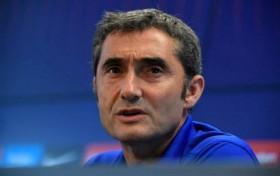 Barcelona Putus Kontrak Ernesto Valverde