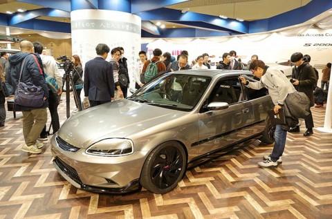 Ikut di Tokyo Auto Saloon, Honda Pajang Konsep Lintas Generasi