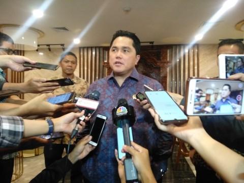 Erick Thohir akan Konsultasi dengan Prabowo soal ASABRI