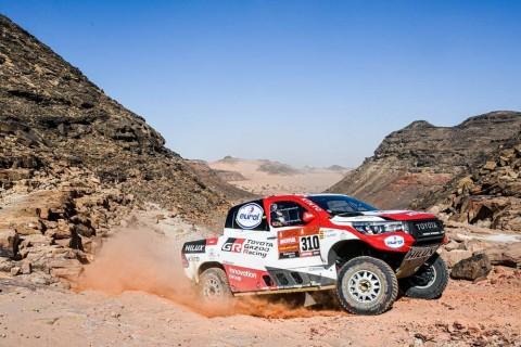 Adaptasi Cepat di Dakar Rally 2020, Alonso: Mulai Nyaman