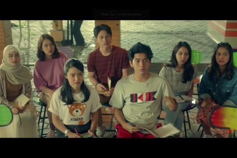 Film Anak Garuda Inspirasi Anak Indonesia Gapai Cita-cita