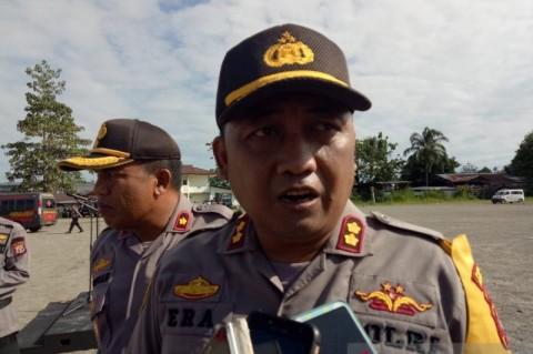 Polisi Temukan Enam Selongsong Peluru di Area PT Freeport