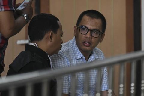 Penyuap Bupati Nonaktif Muara Enim Dituntut 3 Tahun Penjara