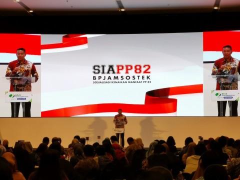 BP Jamsostek Sosialisasi Peningkatan Manfaat Jaminan Sosial