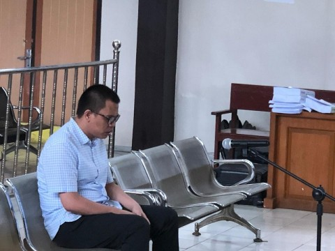 Penyuap Bupati Muara Enim Dituntut Tiga Tahun Penjara