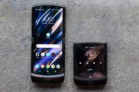Eksekutif Motorola Unggah Teaser Kotak Ritel Motorola Razr